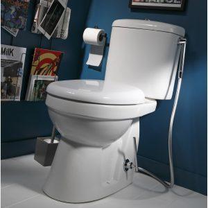 kit douchette wc